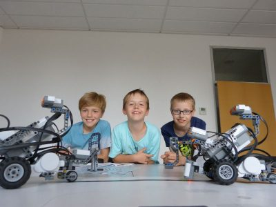 Robotik Week in Sinsheim