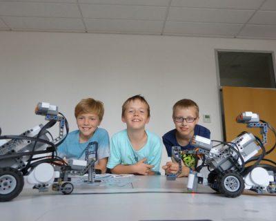 Privat: Robotik Week in Sinsheim