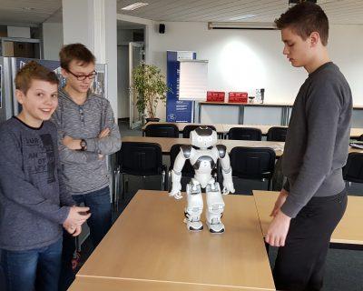 Entdeckerkurs Robotik mit Nao