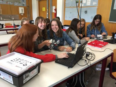 Advanced-Kurs Robotik mit LEGO Education Mindstorms EV3
