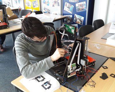 Basiskurs 3D-Druck mit Drucker zum Mitnehmen