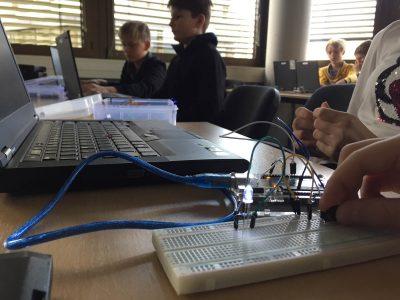 Basiskurs Robotik mit LEGO Education WeDo 2.0