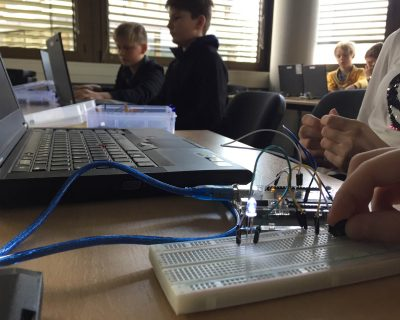 Basiskurs Microcontrollerprogrammierung mit Arduino