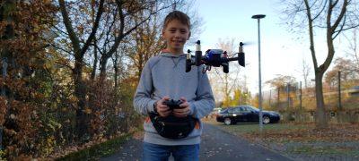 Basiskurs Drohnenbau und Luftverkehr