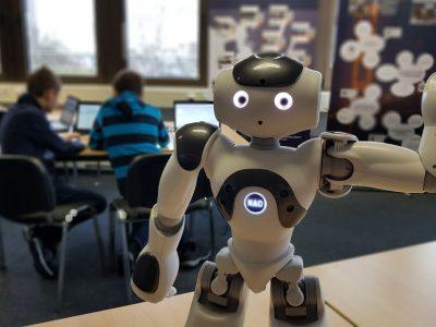 Basiskurs Programmierung des humanoiden Roboters NAO
