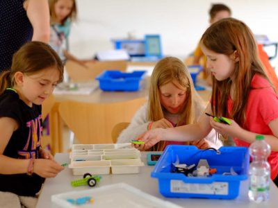 Entdeckerkurs LEGO Education WeDo 2.0