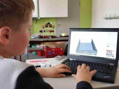Entdeckerkurs 3D-Modellierung mit Beetle Blocks