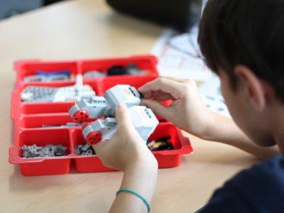 LEGO Education Week 2.0 – LEGO für Fortgeschrittene
