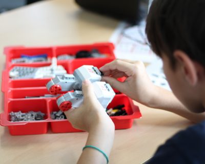 LEGO Education Camp 2.0 – LEGO für Fortgeschrittene mit Übernachtung