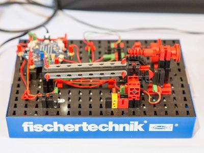 Fischertechnik Education Camp
