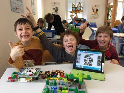 LEGO Education Week – Deutsch/Technik/NWT