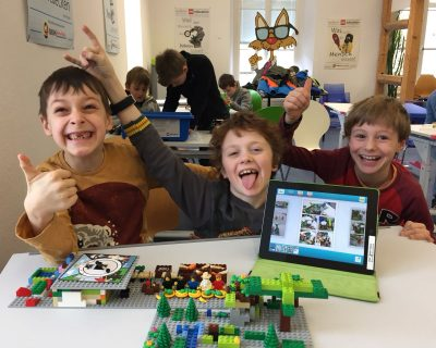 LEGO Education Week – Deutsch/Technik/NWT