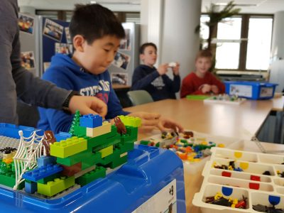 LEGO Education Camp – Deutsch/Technik/NWT mit Übernachtung