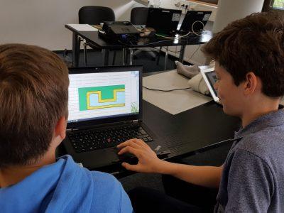 Coding- und Computer-Science-Camp mit SAP Young Thinkers mit Übernachtung