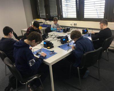 Elektronikcamp mit Übernachtung