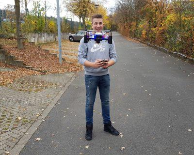 3D-Druck- und Drohnenbaucamp mit Übernachtung